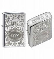 """Зажигалка """"Зиппо"""" 24 751 /Zippo American Clas/  1х1шт"""