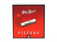 Фильтры для трубок Big Ben 40шт