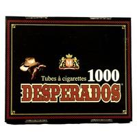Гильзы сигаретные Десперадос (1000шт) хард бокс 1х1пач