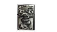 "Зажигалка ""Зиппо"" L2.000.852 /Snake Pit Green Eyed/"