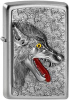 "Зажигалка ""Зиппо"" L2.003.971 /Wolf 2013/"