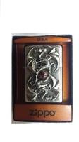 """Зажигалка """"Зиппо"""" L2.251.148 /Twin Dragon Eye/ wood box"""