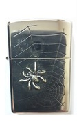 "Зажигалка ""Зиппо"" L/254.915 /Spider/ black box"