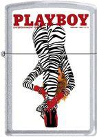 Зажигалка Zippo 205 Pboy Zebra Pants