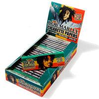 Бумага сигаретная Боб Марли 1 1/4 78mm (32 листа)  1х1пач
