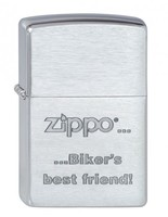 Зажигалка Zippo 200 Biker's best friend