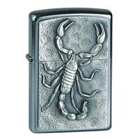 Зажигалка Zippo 200 Scorpion 3D