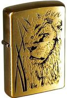 Зажигалка Zippo 204 B Proud Lion