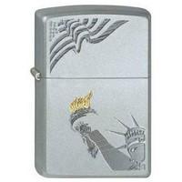 Зажигалка Zippo 205 Lady Liberty