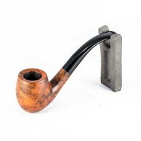 Трубка курительная  ВРК 73-42 Kenyo briar pipe metal filter 1х1шт