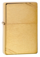 "Зажигалка ""Зиппо"" 240 /Vintage Br fin Brass/"