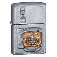"Зажигалка ""Зиппо"" 21 111 /Jim Beam Bottle/"